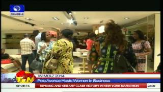 News@10: Polo Avenue Holds Women In Business 02/11/14 Part 3