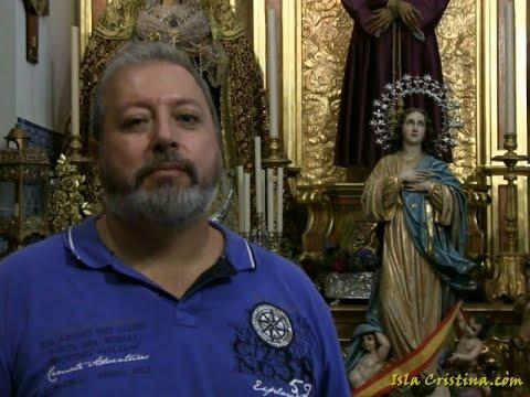 Entrevista a Francis Zamudio por el 75 Aniversario de la Inmaculada Concepción