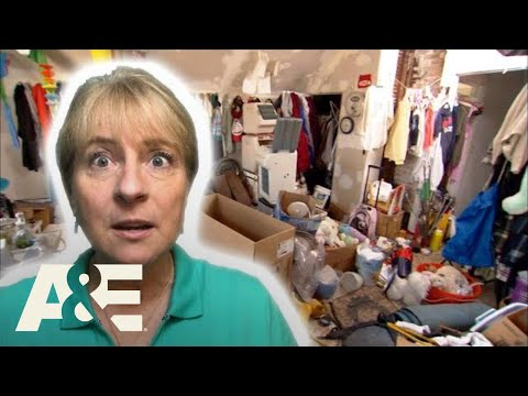 Hoarders: STUFF Over Family – Dorothy Remembers Challenging Hoarder | A&E