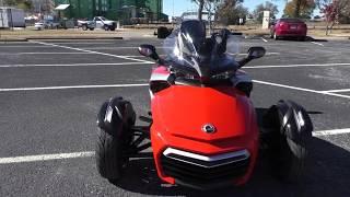 1. 001756   2015 Can Am Spyder F3 S SM6