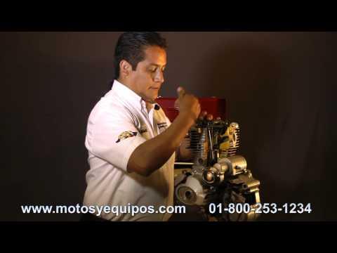 Motor - Balancines