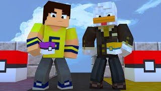 Minecraft: Ponte Pokemon - MASTER BALL OU PARK BALL?
