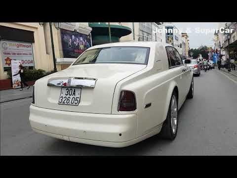 Rolls-Royce Phantom của Ông Trùm siêu xe tại Hà Nội tái xuất - Thời lượng: 4 phút, 14 giây.