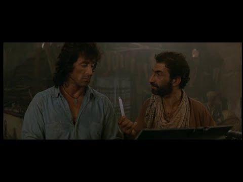 Rambo III - la lumière bleue