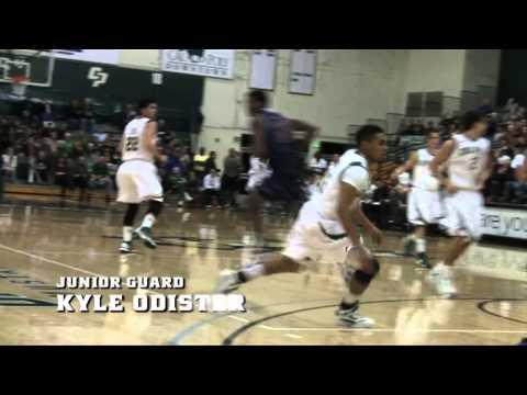 Cal Poly Men's Basketball versus Loyola Marymount Highlights (Feb. 23, 2013)