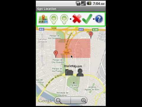 Video of Gps Location Padre