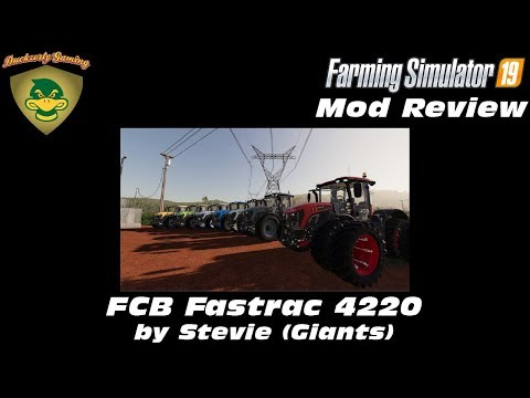 JCB Fastrac 4220 By Stevie
