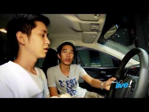 live! : เจาะลึก 2012 All New Honda CR-V จากงานเปิดตัว