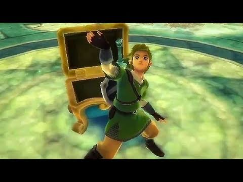Skyward Sword Storyline and Gameplay Details Revealed