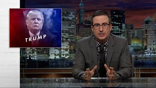 Our main story was about Donald Trump. We can't believe we're saying that either. Connect with Last Week Tonight online.