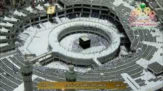 خطبة الجمعة - الشيخ سعود الشريم - المسجد الحرام - الجمعة 27 رمضان 1435