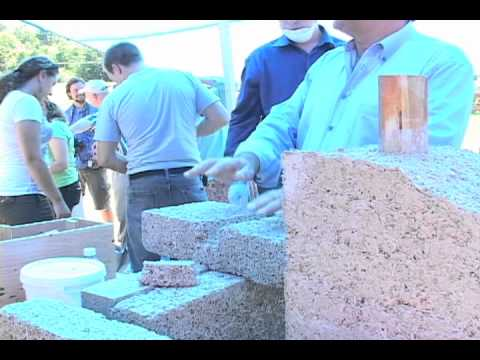 Hemp-lime Building Workhop