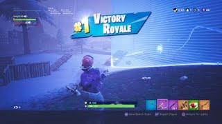 Stole a win with Landyn
