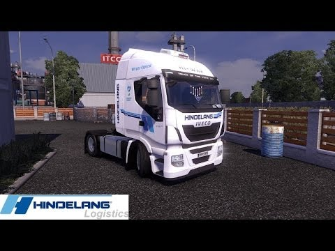 Iveco HiWay Hindelang Spedition