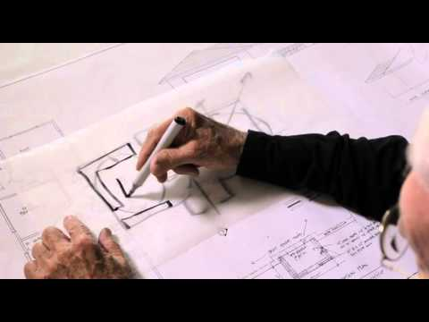 architect - Santa Barbara Architect Barry Berkus demonstrates how he would remodel a space in order to improve the design. He illustrates this process through a series o...