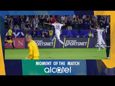 Video: Alcatel Moment of the Match: Uriel Antuna scores in his second game in a row