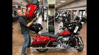 10. Detachable Tour-Pak Tutorial, 2018 Harley-Davidson Limited