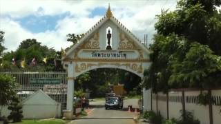 Aid For Aids Thailand - Wat Phra Baht Nam Phu Interview
