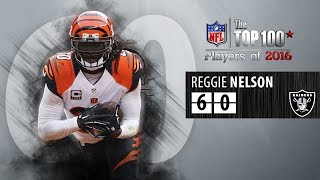 #60: Reggie Nelson (S, Raiders) | Top 100 NFL Players of 2016 by NFL