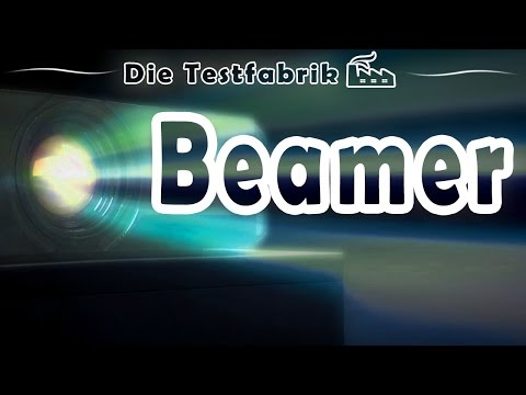 📺 Beamer / Projektor Test – 🏆 Top 3 Beamer / Projektor im Test
