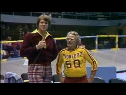 Midwest Pioneers vs Jolters 1st Half  1973 HD 1080p