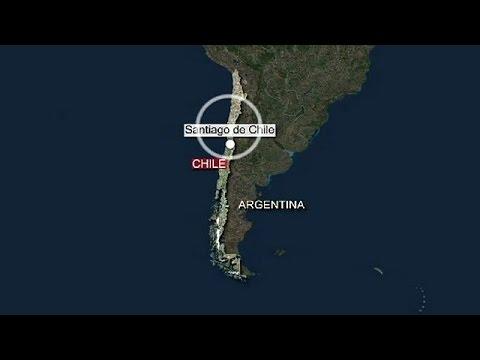 8,3 Ρίχτερ συγκλόνισαν τη Χιλή