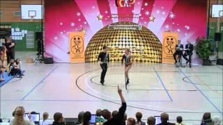 Elisabeth Kleinstück & Rene Kleinstück - Landesmeisterschaft Hessen 2013-14