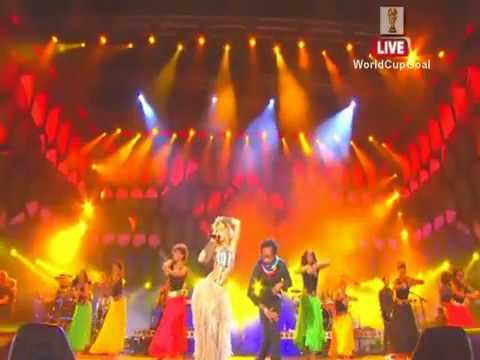 Shakira-Hips Don't Lie-FIFA World Cup 2010