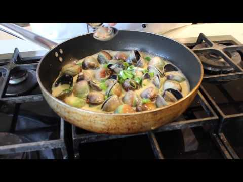 How To Cook NZ Clams