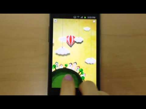 Video of Rabbit Launcher 3D Home Theme
