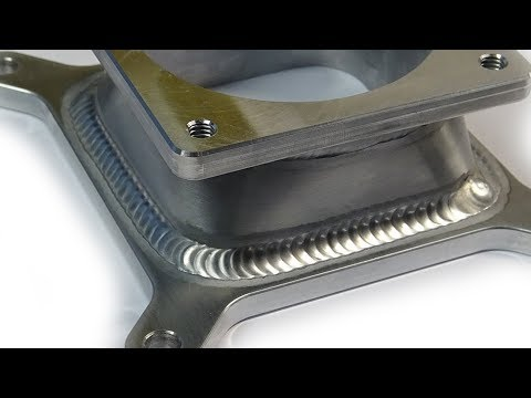 TIG Welding Throttle Adapter Fabrication