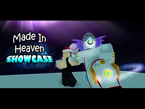Made In Heaven Showcase Phase 1.9/3 (New Moves!) | A Bizarre Day
