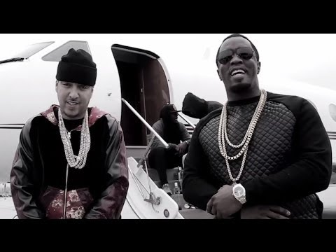 """Download French Montana """"Paranoid"""" Remix Ft. Rick Ross, Diddy, Lil Durk & Jadakiss (Official Music Video) MP3"""