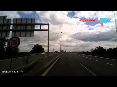 Vybrždění na D1