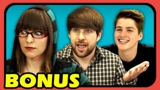 YouTubers React To Don't Hug Me I'm Scared (EXTRAS #10)