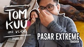 Video TOMKUU on VLOG #22 - Pasar Extreme Tomohon MP3, 3GP, MP4, WEBM, AVI, FLV Desember 2018