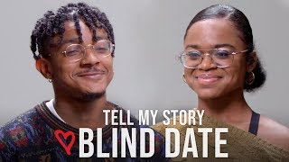 Video Teens Talk About Soulmates on a Blind Date | Tell My Story Blind Date MP3, 3GP, MP4, WEBM, AVI, FLV Agustus 2019