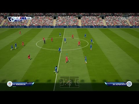 FIFA 15 (PC) DEMO - Liverpool Vs Chelsea