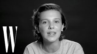"""Video Millie Bobby Brown Sings Bruno Mars' """"Just the Way You Are"""" 