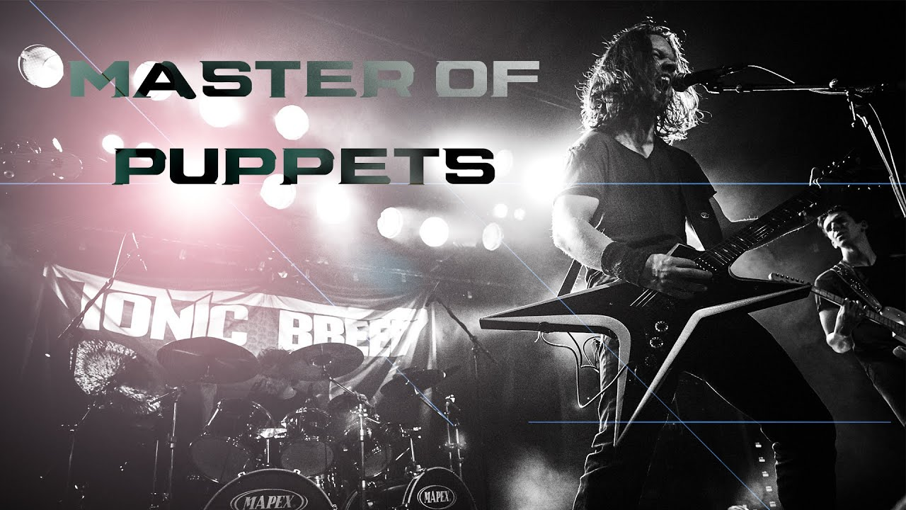 Tonic Breed: Master of Puppets (Live at Glenghuset)