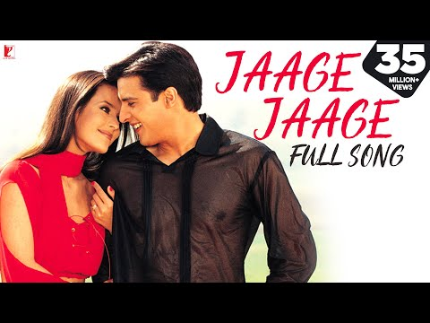 Jaage Jaage - Full Song | Mere Yaar Ki Shaadi Hai | Jimmy Shergill | Sanjana | Sonu | Alka | Udit