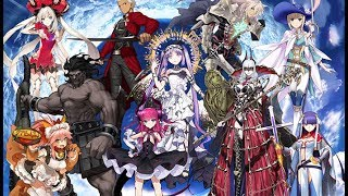 """Fate/Grand Order is a brand new turn-based JRPG on iOS and Android from the makers of the cult hit Fate/Stay Night series of games out of Japan. It's F2P on mobile, centered around turn-based combat where the player, who takes on the role of a """"Master"""", summons and commands powerful familiars known as """"Servants"""" in battle against their enemies. The story narrative is presented in a visual novel format, and each Servant has their own personal scenario which the player explores.Play Now - http://fate-go.us/"""