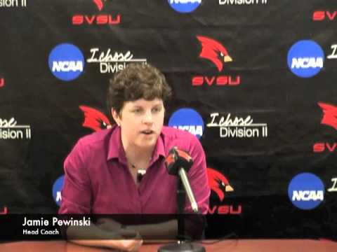 Jamie Pewinski - Hillsdale Postgame Press Conference