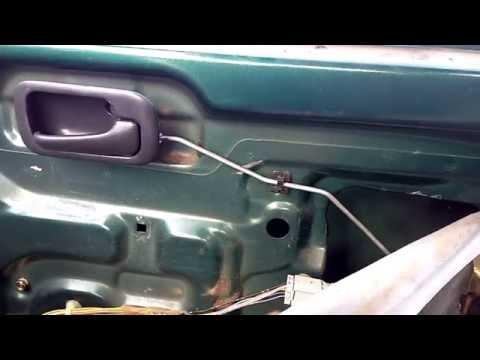 Honda crv петли дверные фотография