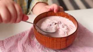 Przepis na lody truskawkowe z woreczka