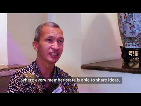 Image of the video: Gufroni Sakaril: Perkumpulan Penyandang Disabilitas Indonesia PPDI Indonesia