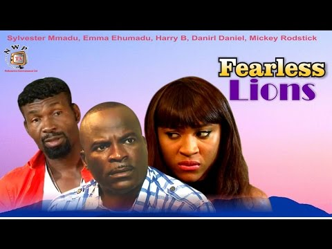 Fearless Lions  - 2015 Latest Nigerian Nollywood Movie