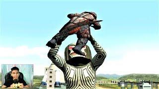 Video Sieu nhan game play | Ultraman FE3 | Dada biến quái vật khổng lồ thành  thú cưng MP3, 3GP, MP4, WEBM, AVI, FLV Mei 2018