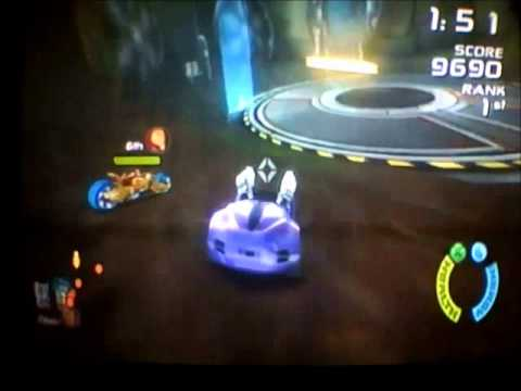hot wheels battle force 5 wii game