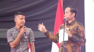 Video Bapak Jokowi Kaget Mendengar Besarnya Gaji Pekerja Indonesia di Malaysia MP3, 3GP, MP4, WEBM, AVI, FLV Agustus 2018